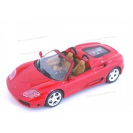 Ferrari 360 Spider 2000, IXO Models 1/43 scale