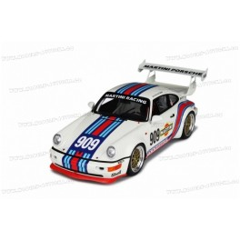Porsche 911 Type 964 RSR 3.8 1993 Nr.909 Martini Lammertink Racing, GT Spirit 1:18