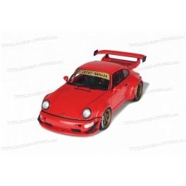 Porsche 911 Type 964 RWB (RAUH-Welt Begriff) 1991, GT Spirit 1:18