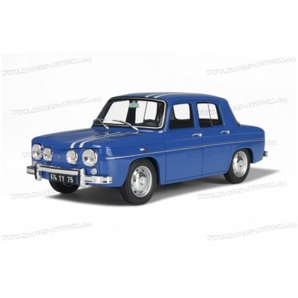 Renault 8 Gordini: Renault 8 Gordini 1300 1966, OttO Mobile 1:18 Model