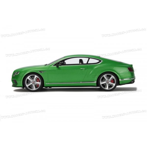 Bentley Continental GT V8 S Coupe 2014, GT Spirit 1:18 Model