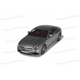 Mercedes Benz (C217) S63 AMG Coupe 2015, GT Spirit 1/18 scale