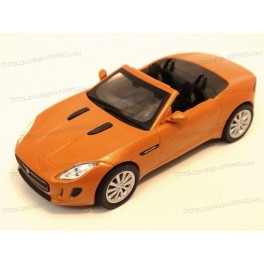 Jaguar F-Type S 2014, WhiteBox 1:43