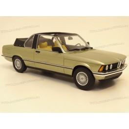 BMW (E21) 323i Baur 1979, BoS Models 1/18 scale