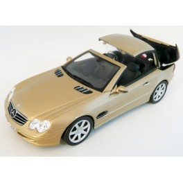 Mercedes Benz SL 2001, Minichamps 1:43