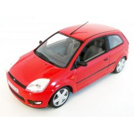 Ford Fiesta 2002 3-Door