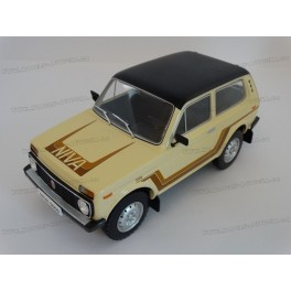 Lada Niva 5000 California 1981, MCG (Model Car Group) 1/18 scale