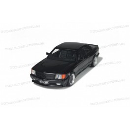 Mercedes Benz W126 560 SEC AMG Wide Body 1987, OttO mobile 1/18 scale