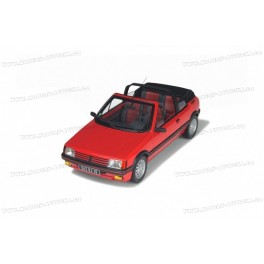 Peugeot 205 CTi 1986, OttO mobile 1/18 scale