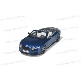 Bentley Continental GT V8 S Cabriolet 2014, GT Spirit 1:18