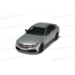 Mercedes Benz (W205) C 63 S AMG Sedan Edition One 2014, GT Spirit 1:18