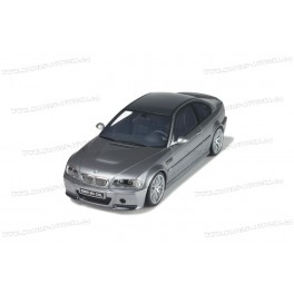 BMW (E46) M3 CSL 2003, OttO mobile 1/18 scale