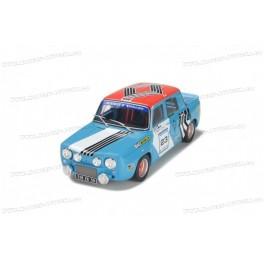 Renault 8 Gordini Gr.F Nr.23 Rallye Cote d´Opale 1965, OttO mobile 1:18
