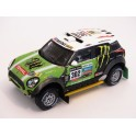 MINI ALL4 Racing Nr.302 Winner Dakar 2013, IXO Models 1:43