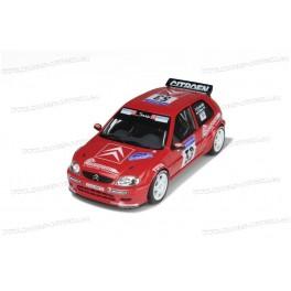 Citroen Saxo Kit Car Nr.53 Rallye Tour De Corse (Asphalte) 2001, OttO mobile 1:18