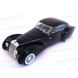 Delage D8 120-S Pourtout Aero Coupe 1937, WhiteBox 1/43 scale