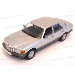 Mercedes Benz (W126) 500 SE 1979, WhiteBox 1:43