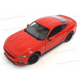 Ford Mustang GT 2015, WELLY 1:24