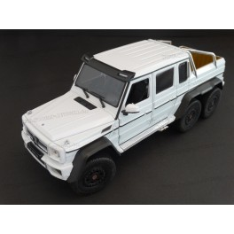 Mercedes Benz G63 AMG 6x6 2014, WELLY 1:24