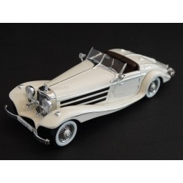 Mercedes Benz (W29) 500 K Spezial-Roadster 1934-1936, IXO Models 1/43 scale