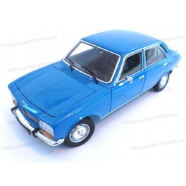 Peugeot 504 1975, WELLY 1/18 scale