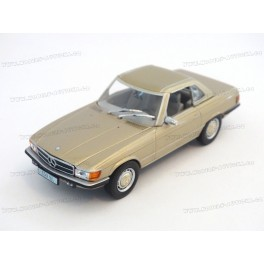 Mercedes Benz (R107) 350SL 1971, WhiteBox 1:43