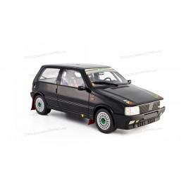 Fiat Uno Turbo i.e. Gr.A Test Car Corsica 1986, Laudoracing-Model 1/18 scale