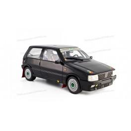 Fiat Uno Turbo i.e. Gr.A Test Car Corsica 1986, Laudoracing-Model 1:18