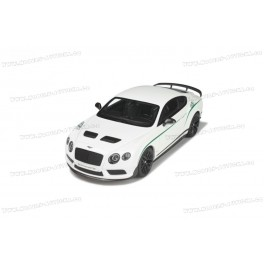 Bentley Continental GT3-R 2014, GT Spirit 1/18 scale