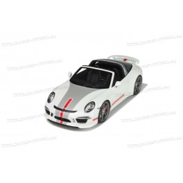 Porsche 911 Type 991 Targa 4S by TechArt 2014, GT Spirit 1:18