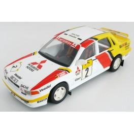 Mitsubishi Galant VR4 Nr.2 European Champion 1992