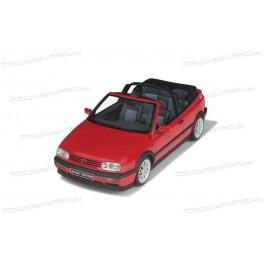 Volkswagen Golf III Cabriolet Sport Edition 1994, OttO mobile 1/18 scale