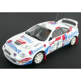 Toyota Celica GT-Four Nr.2 Rally 1000 Lakes 1995