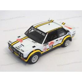 Fiat 131 Abarth Nr.18 Rally Sanremo 1978, IXO Models 1:43