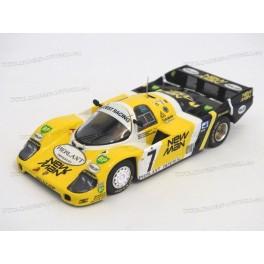 Porsche 956B Nr.7 Winner 24h Le Mans 1984, IXO Models 1:43