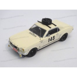 Ford Mustang Nr.145 Rally Monte Carlo 1966, Premium X Models 1:43