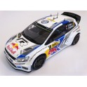 Volkswagen Polo R WRC Nr.1 Winner Rally Spain 2014, NOREV 1:18