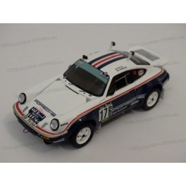 Porsche 953 Winner Dakar 1984, Spark 1/43 scale