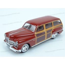 Dodge Coronet Woody Wagon 1949, Premium X Models 1:43