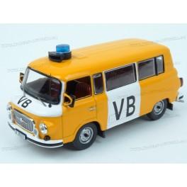 Barkas B1000 VB Czechoslovak Police 1970, IXO Models 1:43