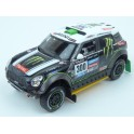MINI ALL4 Racing Nr.300 2nd Dakar 2014, IXO Models 1:43