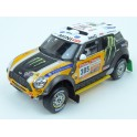 MINI ALL4 Racing Nr.305 2nd Dakar 2012, IXO Models 1:43