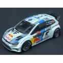 Volkswagen Polo R WRC Nr.7 Winner Rally Acropolis 2013, IXO Models 1:43