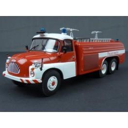 Tatra T138 CAS Feuerwehr 1968, Premium ClassiXXs 1:43