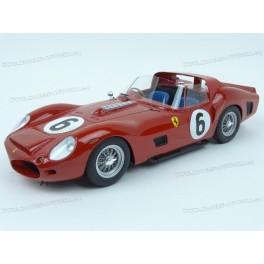 Ferrari 330 TRI/LM Spyder Nr.6 Winner 24h Le Mans 1962, CMF 1:18