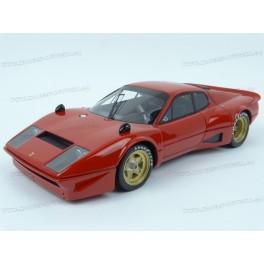 Ferrari 365 GT4 BB Competizione Plain Body Version 1977, CMF 1/18 scale