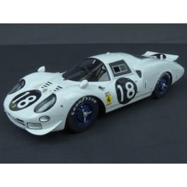 Ferrari 365 P2 Elefante Nr.18 24hrs Le Mans 1966, CMF 1:18