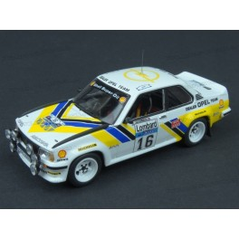 Opel Ascona 400 Nr.16 RAC Rally 1981, IXO Models 1:43