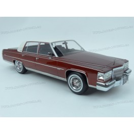 Cadillac Fleetwood Brougham 1982, BoS Models 1/18 scale