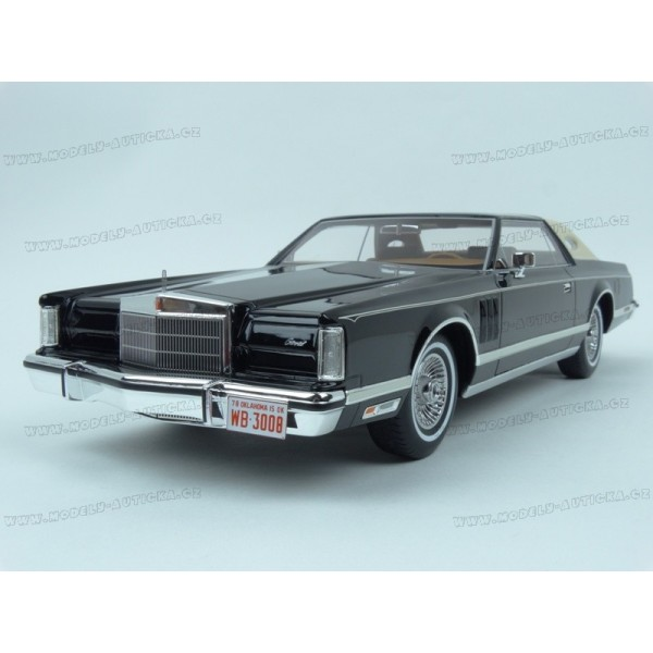 lincoln continental coupe mk v 1978 bos models 1 18 scale. Black Bedroom Furniture Sets. Home Design Ideas